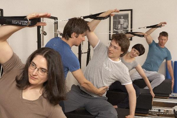 Ganzkörpertraining in München - Pilates und Rückenfit