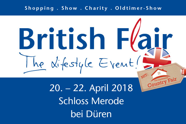 British Flair Schloss Merode