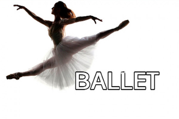 Ballet Film mit Abendessen für 2 Personen