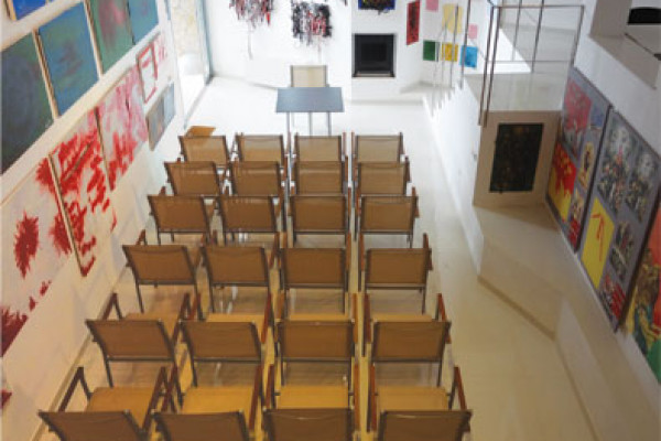 Der Raum für Deine Seminare