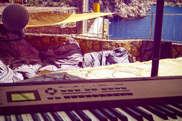 Sonntags Live-Musik  open air und Brunch für 2 Personen