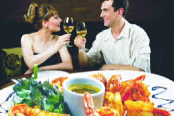 Chill-out Film mit Abendessen für 2 Personen