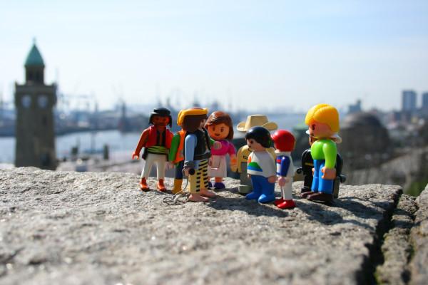 Familienführung - Der Hafen für Kinder