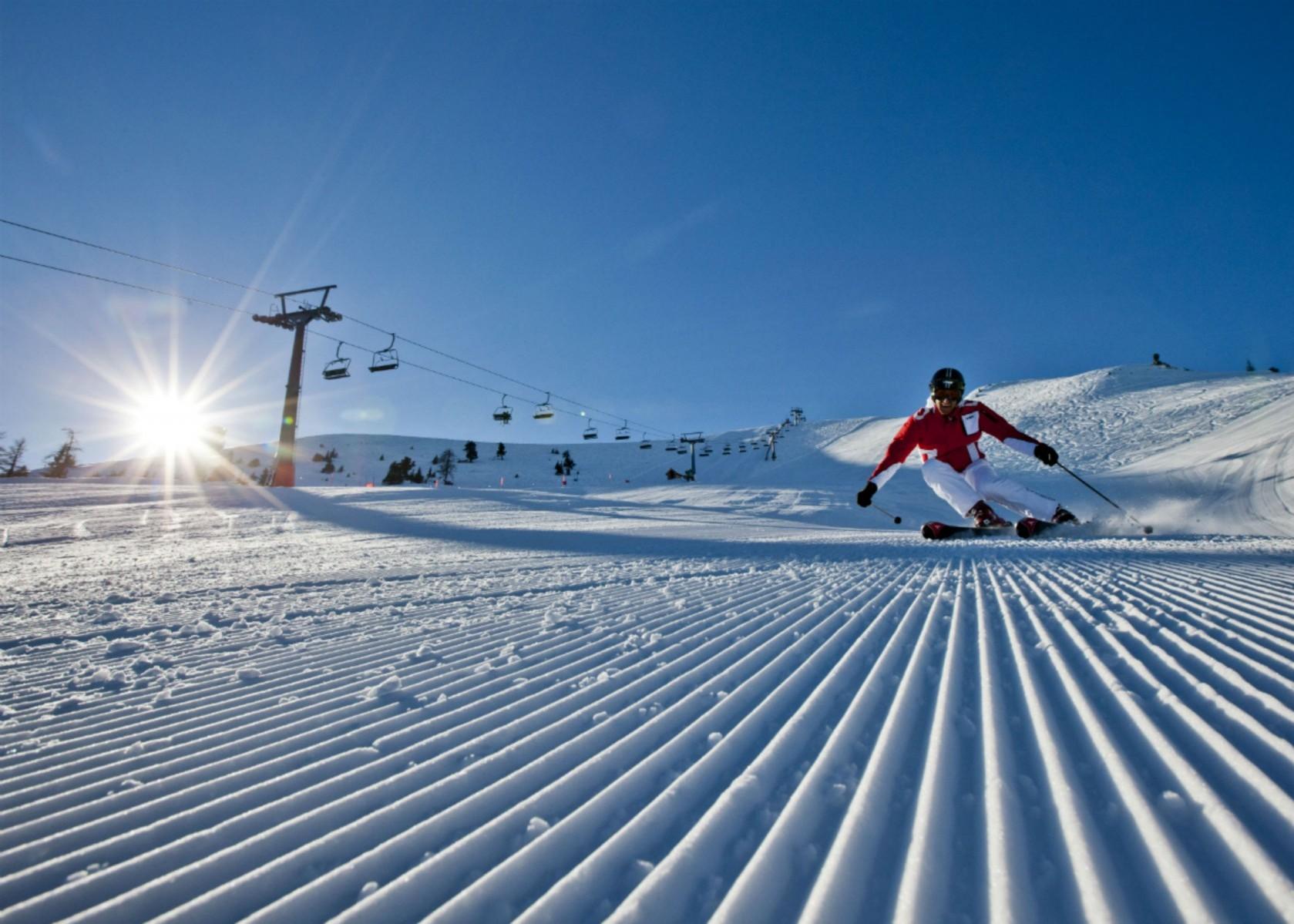 Skiliftkarten Nebensaison in Galsterberg