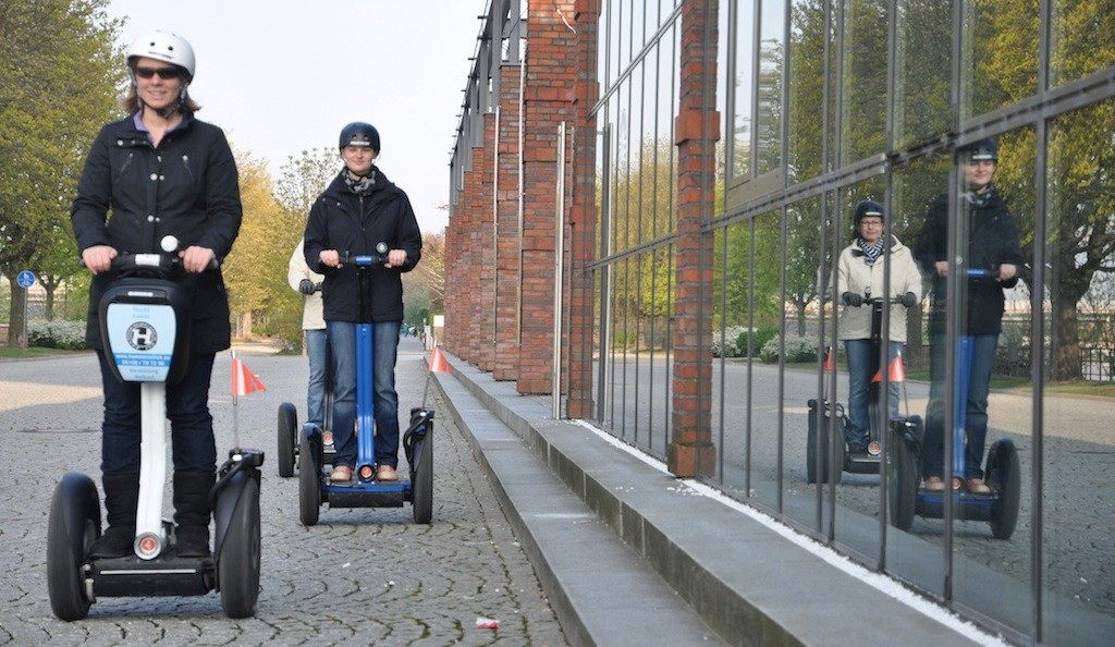 Segway Skyline Tour Frankfurt am Main