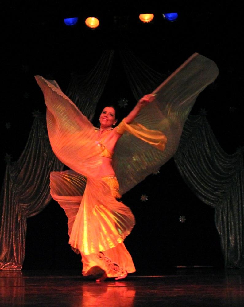 Orientalischer Tanz - Tanzkurs Frankfurt