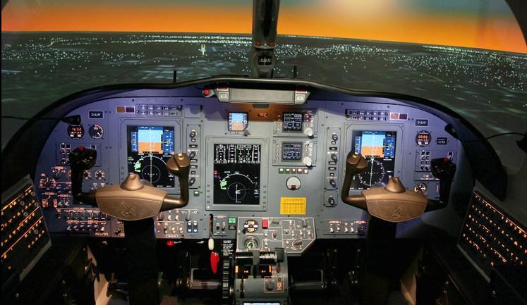 Flugsimulator in Bremen - Gruppenangebot