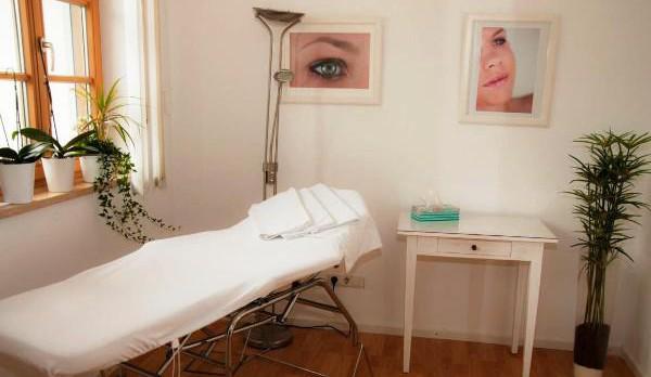 Gutschein für eine Kosmetikbehandlung