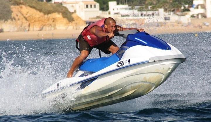 Jetski mieten an der Algarve