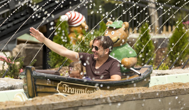 Jahreskarte für den Freizeitpark Traumland