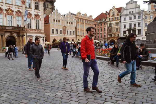Stadtführung in Prag - Altstadt und jüdisches Ghetto