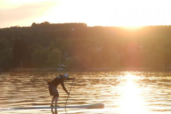 1,5 h SUP Sundowner Verleih und Einw., Starnberg