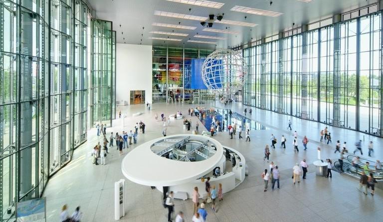 Autostadt in Wolfsburg - Tageskarte