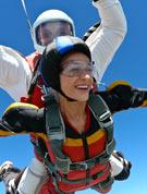 Skydiving at Regiondo